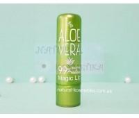Лечебный бальзам для губ Aloe Vera 99% 3.2 гр / Aloe Vera 99% Magic Lip 3.2 g