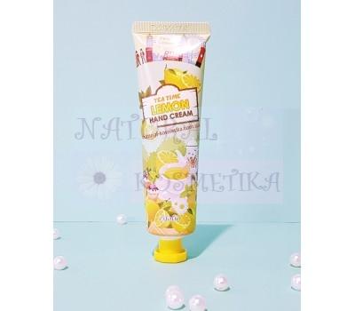 Крем для рук и ногтей с лимоном / Esfolio Lemon Hand Cream / Корея / 50 г