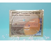 Патчи / Коллагеновая маска для лица / Collagen Crystal Facial Mask / 60 г