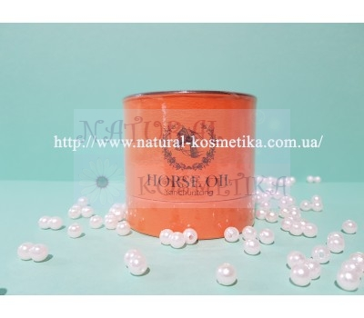 Крем для сухой кожи лица с лошадиным маслом / Belov / 70 грамм