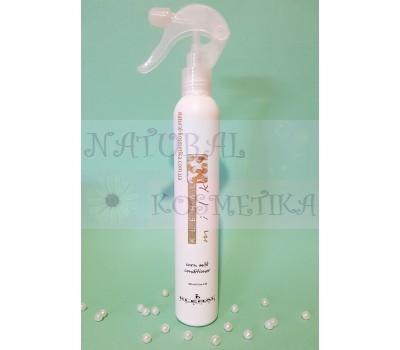 Спрей-кондиционер с экстрактом кукурузного молочка - Kleral System MILK CORN CONDITIONER / 250 мл