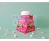 Осветляющий крем с Шафраном, Алоэ Вера и Куркумой Vaadi Herbals 30 г