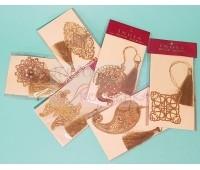 Индийские закладки для книг