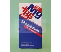 Магний + витамин В6 / Mg+ B6 Magnezium B6 vitamin / OCSO  / Великобритания /  30 кап
