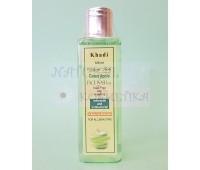 Гель для умывания Зеленое Яблоко, Кхади / Green Apple Face Wash, Khadi / 120 мл