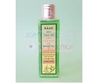 Гель для умывания Ним и Тульси / Neem - Tulsi Face Wash, Khadi / 120 мл