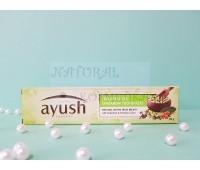 Зубная паста аюрведическая с кардамоном Ayush Freshness 80 г