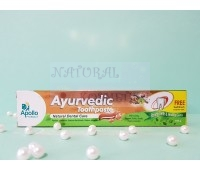 Аюрведическая зубная паста Ayurvedic Toothpaste Apollo 100 г
