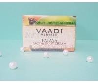 Крем для лица и тела Papaya Vaadi Hrbals 150 мл