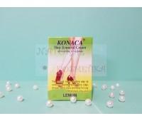Популярный в Таиланде крем для депиляции Konaca для легкого и эффективного удаления волос с кожи рук, ног, области подмышек и зоны бикини / 50 мл