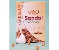 Маска для лица, Сандал, Кхади / Sandal Face Pack Khadi / 125 г